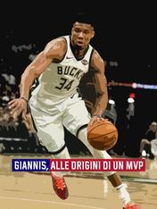 Giannis, alle origini di un MVP