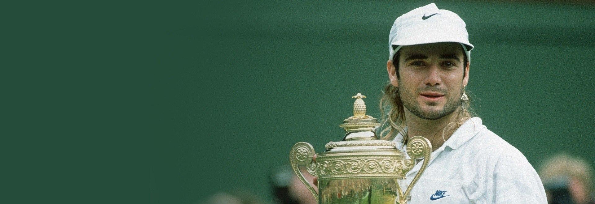 Buffa intervista Agassi - I Signori del tennis