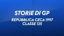 Rep. Ceca, Brno 1997. Classe 125