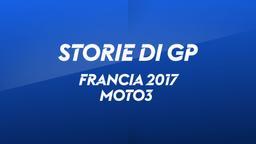 Francia, Le Mans 2017. Moto3