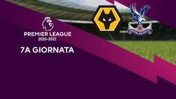 Wolverhampton - Crystal Palace. 7a g.