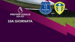 Everton - Leeds. 10a g.