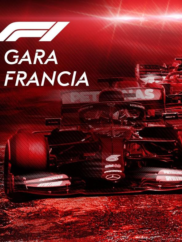 GP Francia. Gara