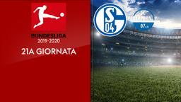Schalke - Paderborn. 21a g.