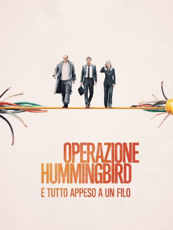 Operazione Hummingbird - e' tutto...