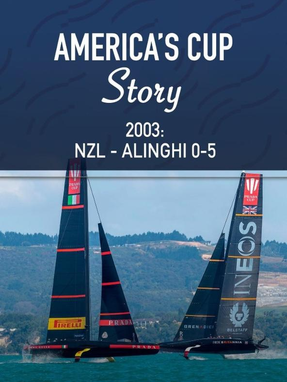 2003: Nzl - Alinghi 0-5