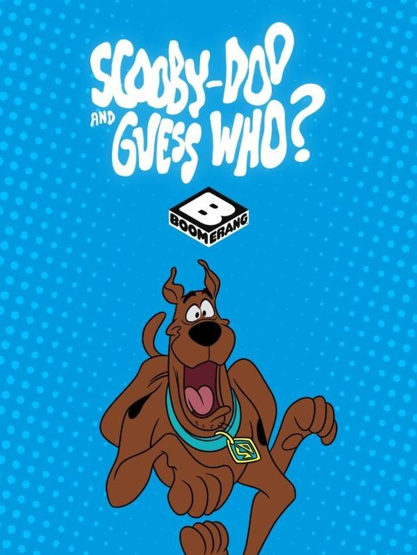 S2 Ep19 - Scooby-Doo and Guess Who?