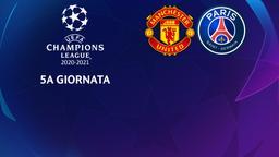 Manchester United - Paris. 5a g.