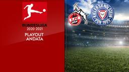 Colonia - Holstein Kiel. Playout Andata