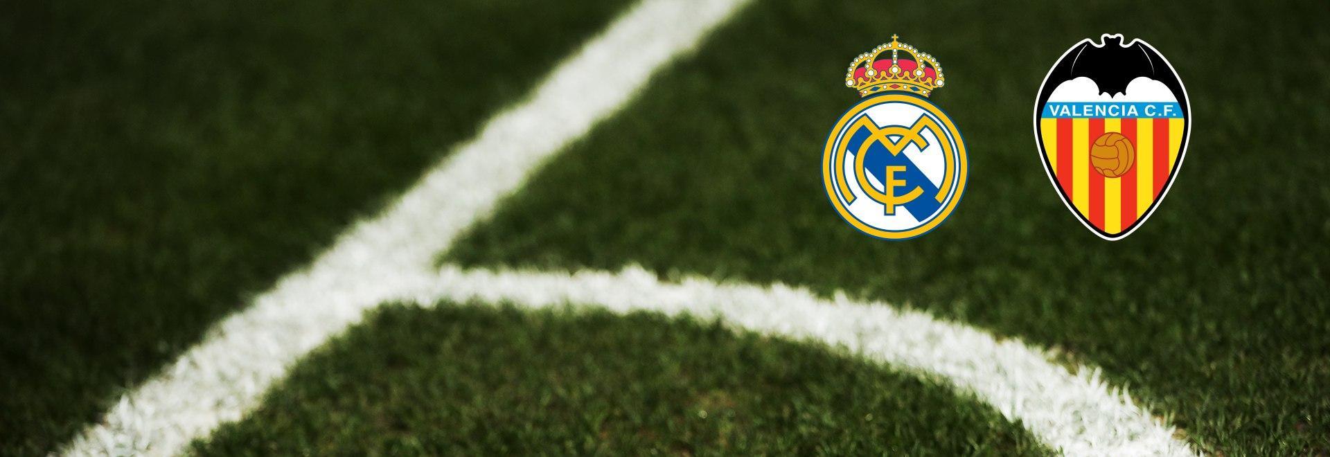 Real Madrid - Valencia. 29a g.
