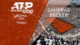 Sampras - Becker. Finale