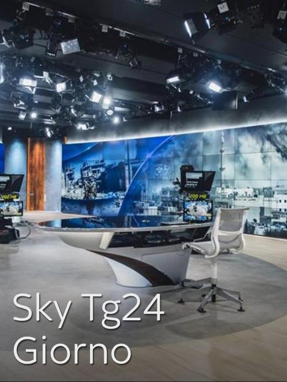 Sky Tg24 Giorno