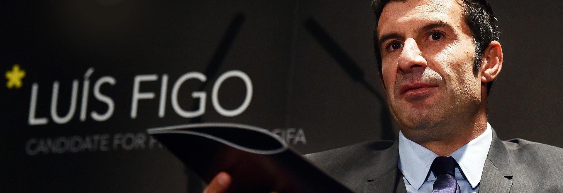 Luis Figo - L'intervista