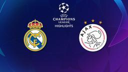 Real Madrid - Ajax