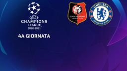Rennes - Chelsea. 4a g.