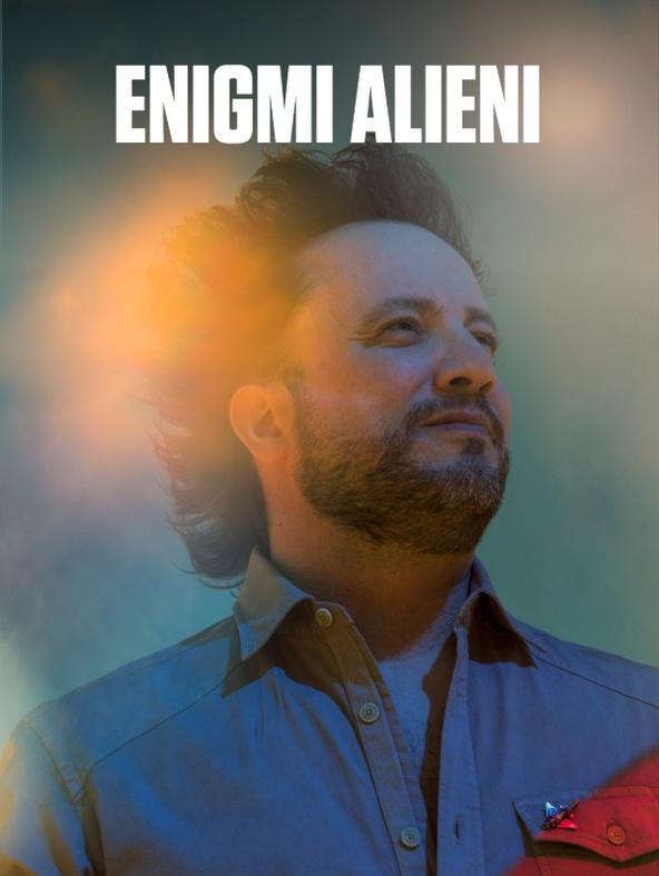 Enigmi alieni - Buchi neri sulla Terra? - 1^TV