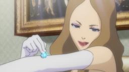 La signora Diamante