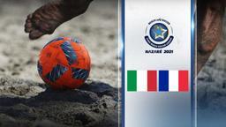 Italia - Francia. Regular Phase Nazarè 2021