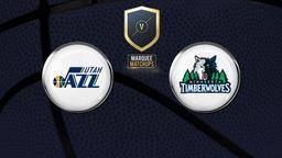 Jazz - Timberwolves 31/10/18 Rose: 50pts