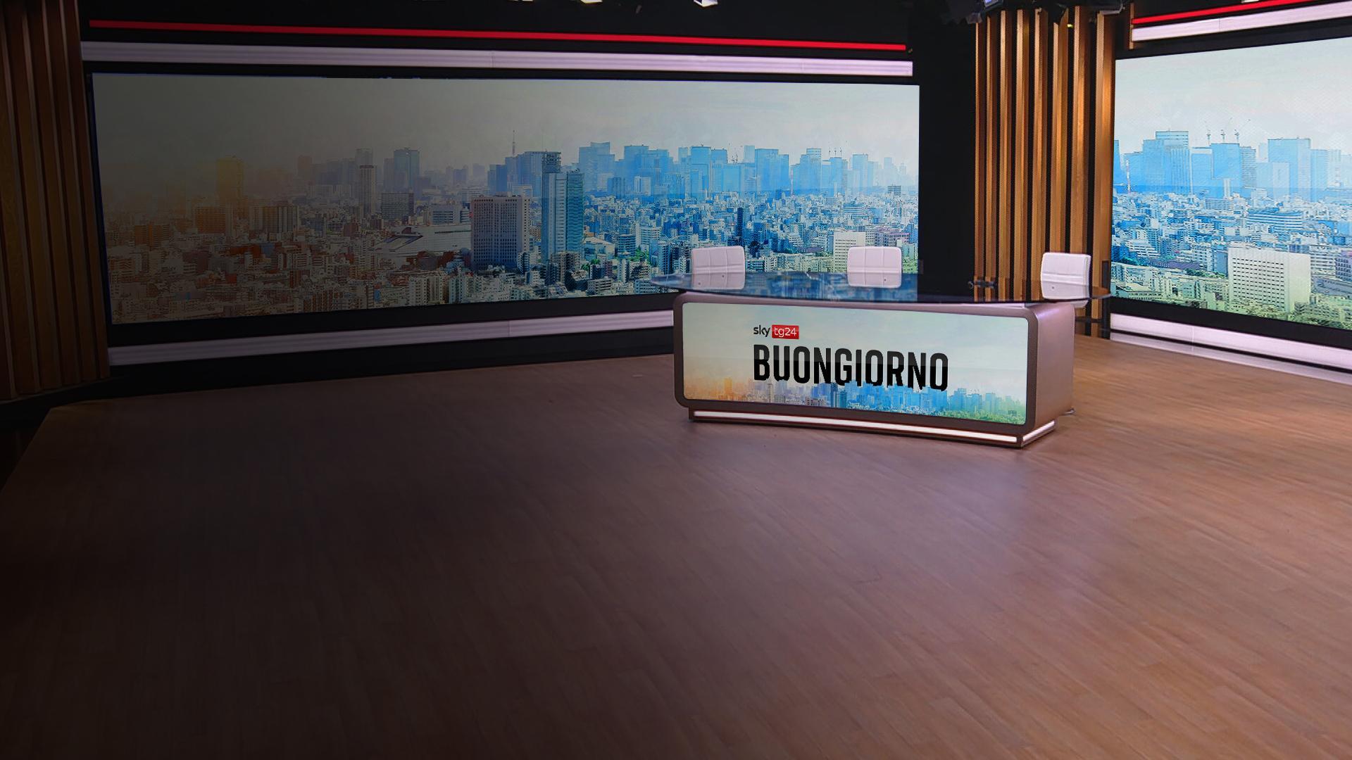 TV8 HD TG24 Buongiorno  (diretta)
