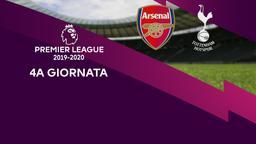 Arsenal - Tottenham. 4a g.