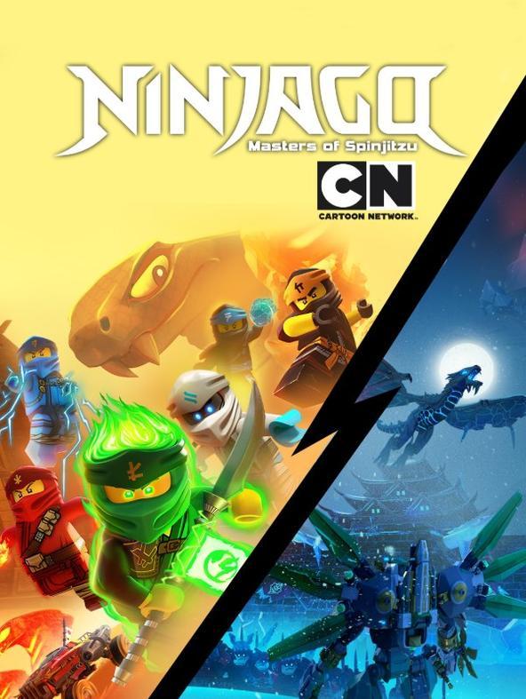 Ninjago - 1^TV