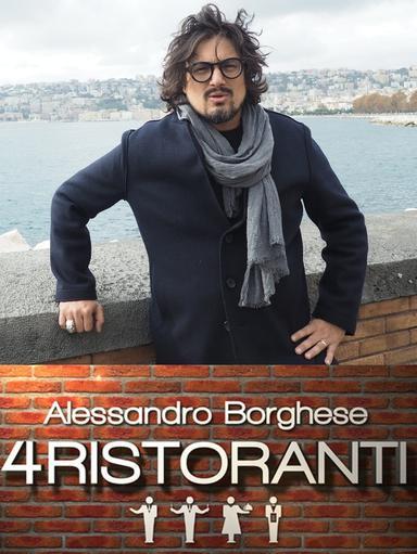 S2 Ep1 - Alessandro Borghese - 4 ristoranti