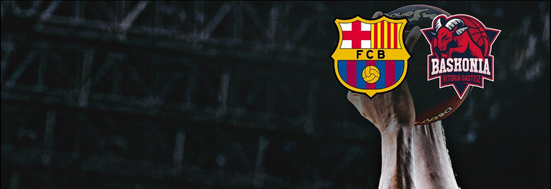 Barcelona - Baskonia. Finale