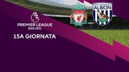 Liverpool - West Bromwich Albion. 15a g.