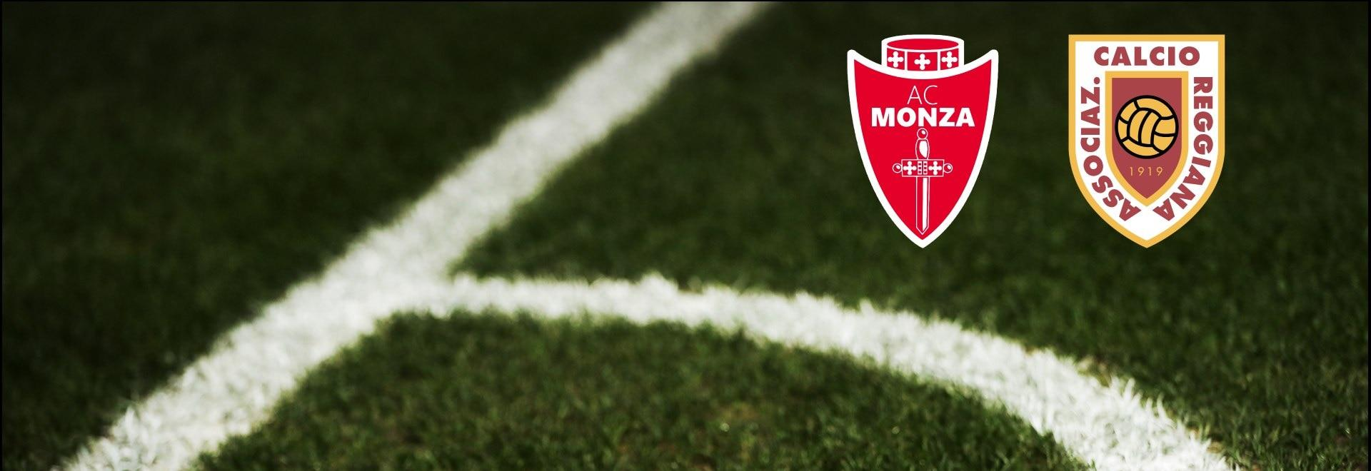 Monza - Reggiana. 29a g.