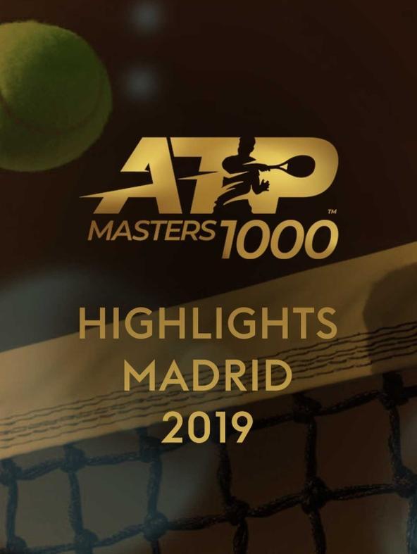 Tennis: ATP World Tour 1000 Series...
