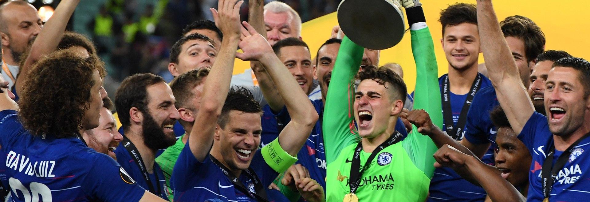 History Remix Europa League - Le Finali