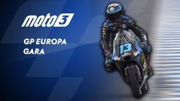GP Europa. Gara