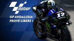 GP Andalusia. PL1