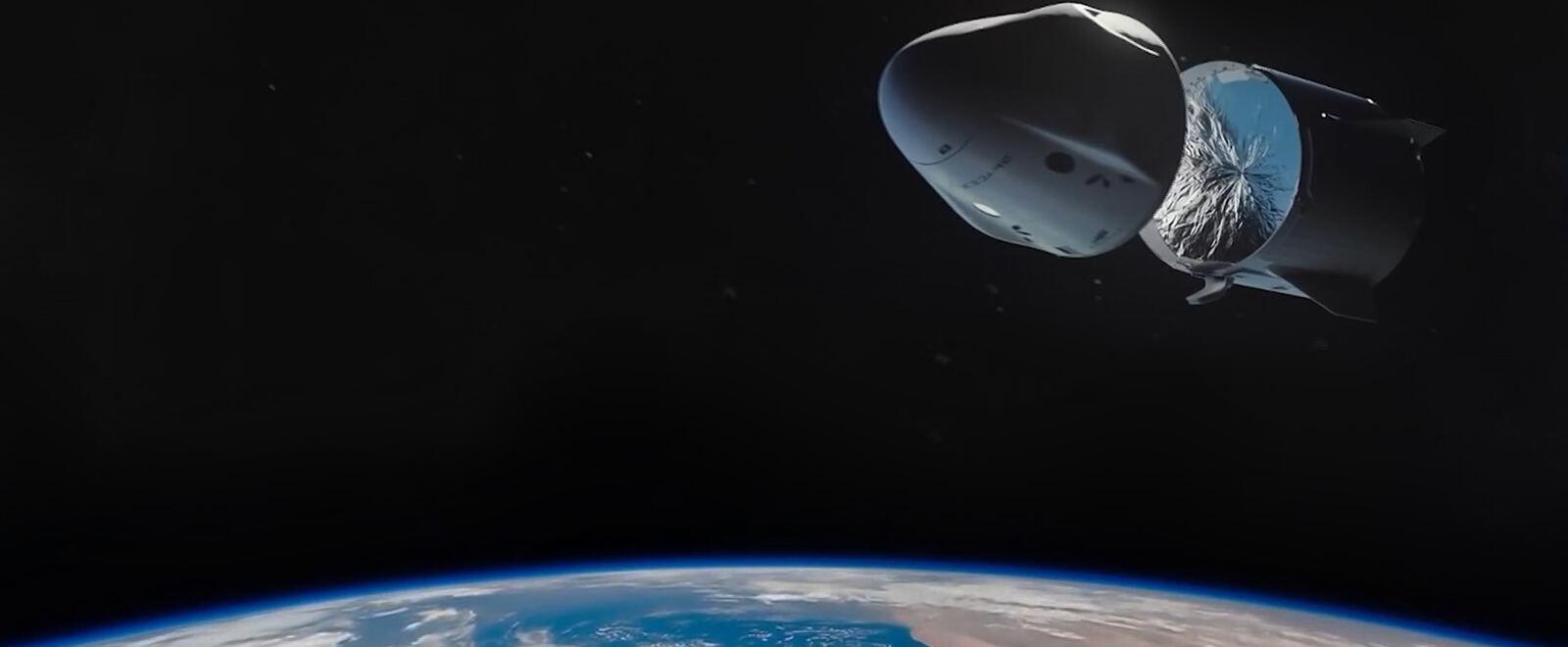 SpaceX: dalla demo 2 alla..
