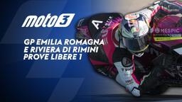 GP Emilia Romagna e Riviera di Rimini. PL1