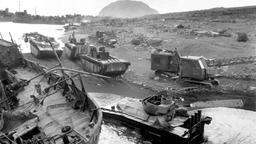 L'invasione della Francia e la battaglia di Iwo Jima