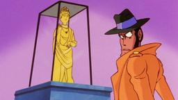 Una sfida dal futuro - La statua d'oro