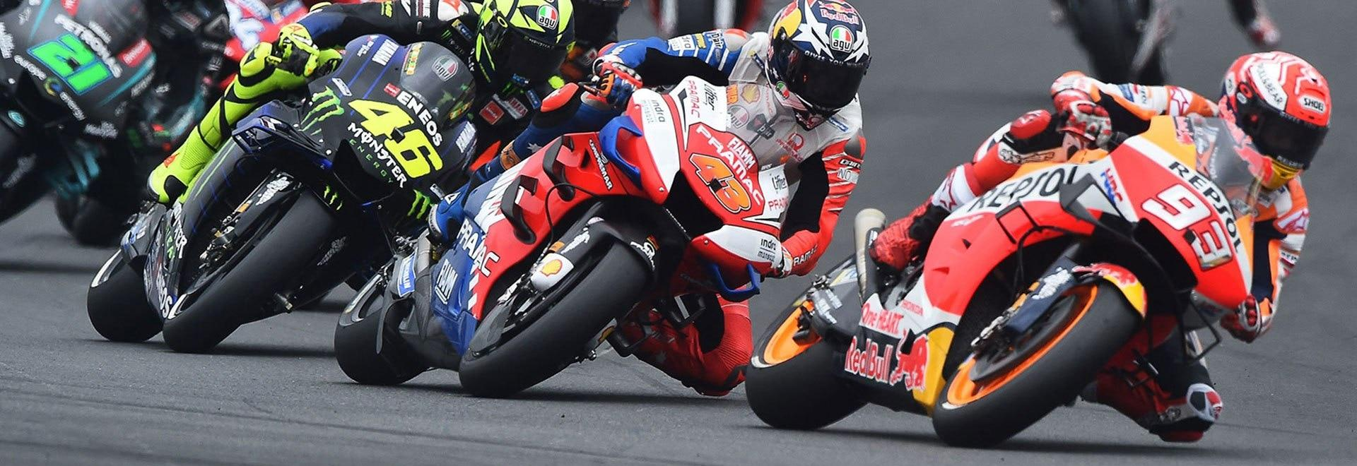 Un anno di MotoGP