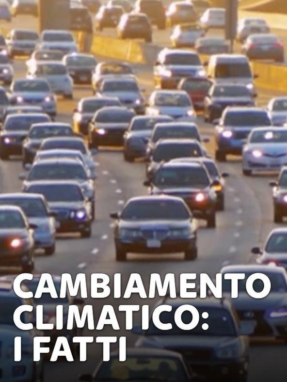Cambiamento climatico: i fatti