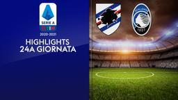 Sampdoria - Atalanta