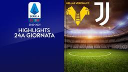 Verona - Juventus