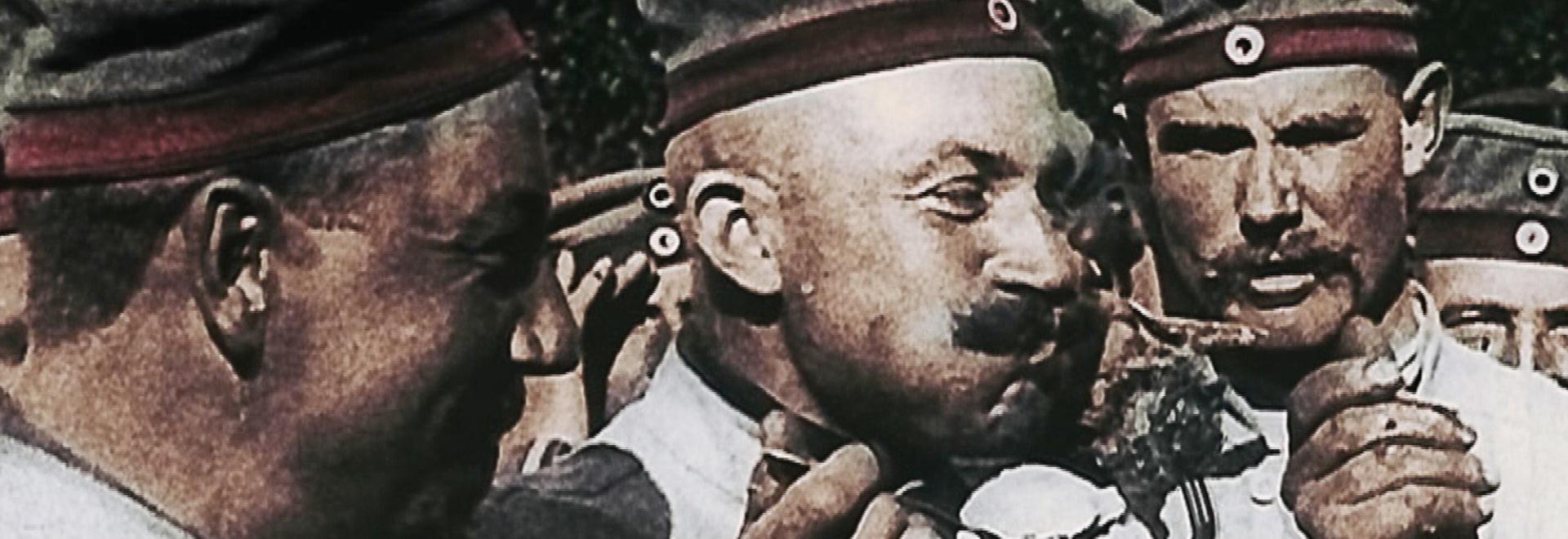 La battaglia di Tannenberg