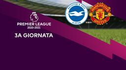 Brighton & Hove Albion - Man Utd. 3a g.