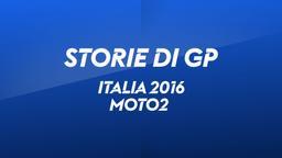 Italia 2016. Moto2