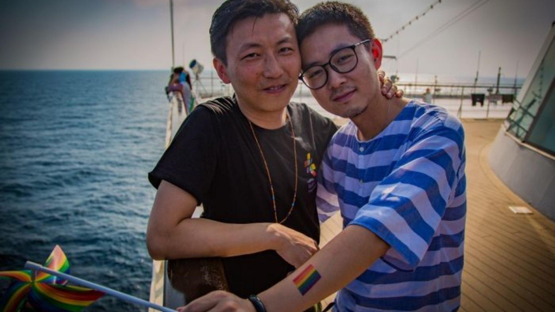 Cielo Love Boat: la nave dell'amore LGBT