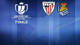 Ath. Bilbao - Real Sociedad. Finale