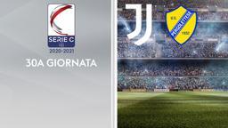 Juventus U23 - Pergolettese. 30a g.