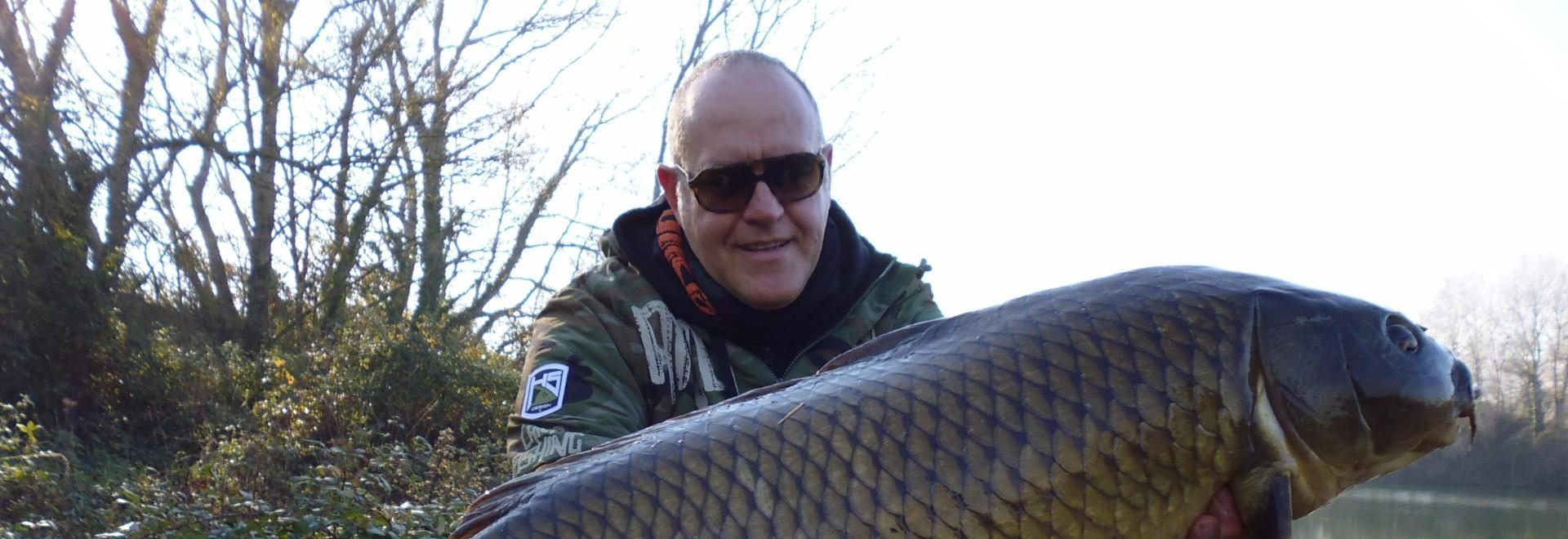 A pesca nel Massaciuccoli
