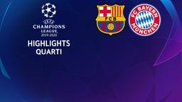 Barcellona - Bayern M